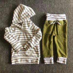 Other - Lulu + Roo Sweatshirt and Pants NWT